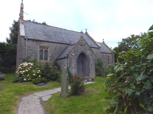 St Lawrence Church Lavernock