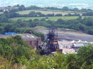 Parc Penallta old colliery