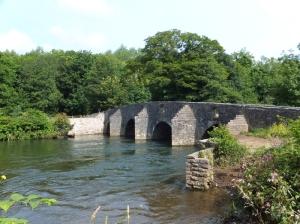 New Inn Bridge or the Dipping Bridge