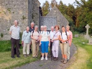 St Lythans parish church dedicated to St Bleddian