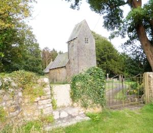 St Bleddian's Church St Lythans