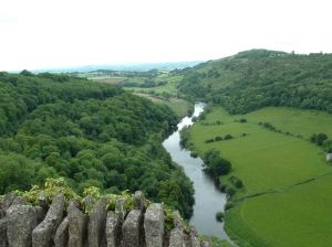Yat Rock, River Wye and Coppet Hill
