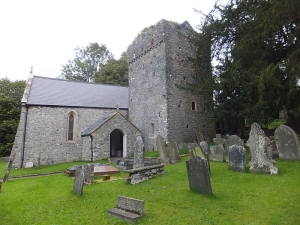 St Illtyd's Church at Ilston