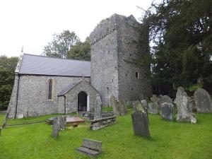 St Illtyd's Church at Ilston