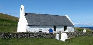 Church of the Holy Cross Mwnt