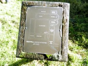 Craswall Priory Plan