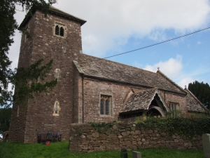St Marys Church Tregare
