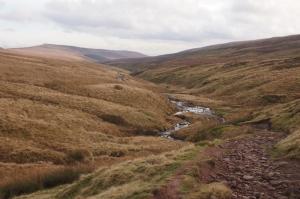 head of the grwyne fawr valley