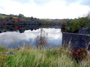 The Lower Lliw reservoir
