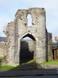 Gatehouse Barry Castle