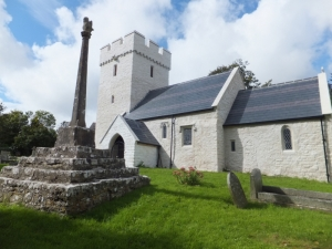 St Curig's Church, Porthkerry