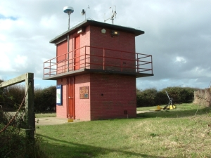 Summerhouse point - Seawatch Centre