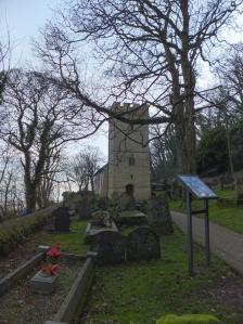 Horton St Illtyd's Church Oxwich