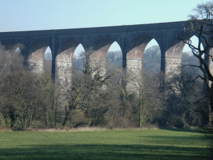 Pothkerry Viaduct (not taken on the day)