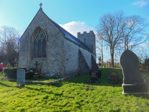 St Mary Magdalene Church Goldcliff