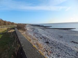 The Leys beach
