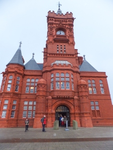The Old Pierhead Building
