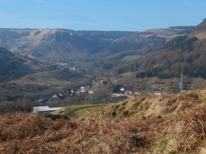 Bleanrhondda and Blaencwm