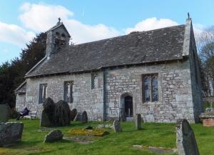Church of St Aeddan at Bettws Newydd