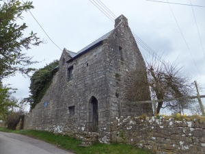Llantwit 14th century gatehouse