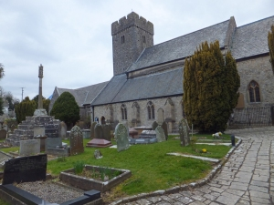 Llantwit Church of St Illtud