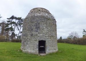 Llantwit - front of dovecote
