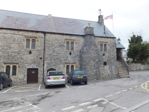 Town Hall Llantwit Major