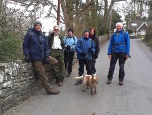 Sugar Loaf Mountain walk with Robinn and Pepper