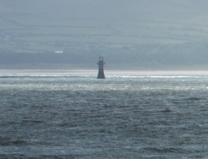 The Whiteford Lighthouse