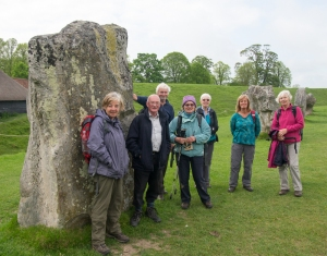 avebury group photo
