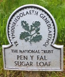 Sugar Loaf Fforest Coal Pit car park