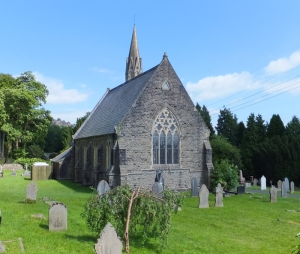 Mynydd Machen St John the Baptist Church