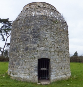 The 14th century dovecote