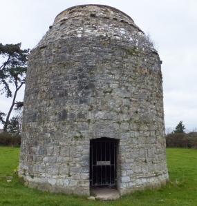The 14th century dovecote