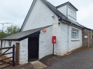 Sugar Loaf Post Office at Fforest Coal Pit