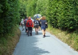 On the lane to Tythegston
