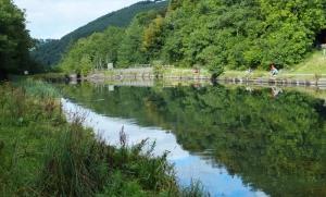 Cwmcarn Pond