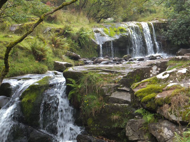 Talybont Waterfalls Car Park