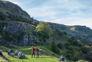 Llangattock Escarpment
