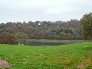 Pant yr Eos reservoir