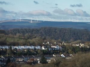 Windmills at Llanharan