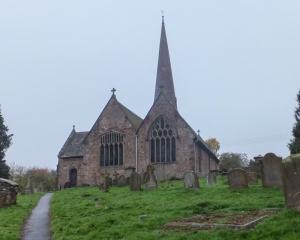 St Giles Church Goodrich
