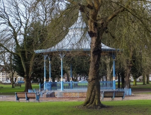 Bandstand Victoria Park