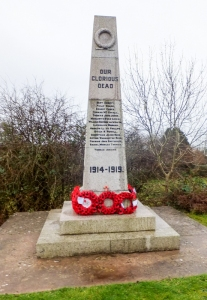 Pentyrch War Memorial