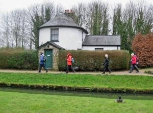 Lockkeepers cottage