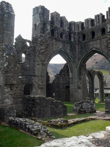Ruins of Llanthony Priory