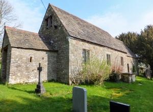 St Tegfedd Church, Llandegveth