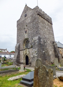 Newton St John the Baptist church
