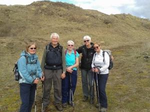 Merthyr Mawr dunes - Group Photo