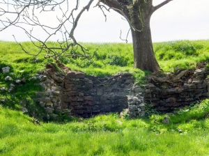 Old lime kilns